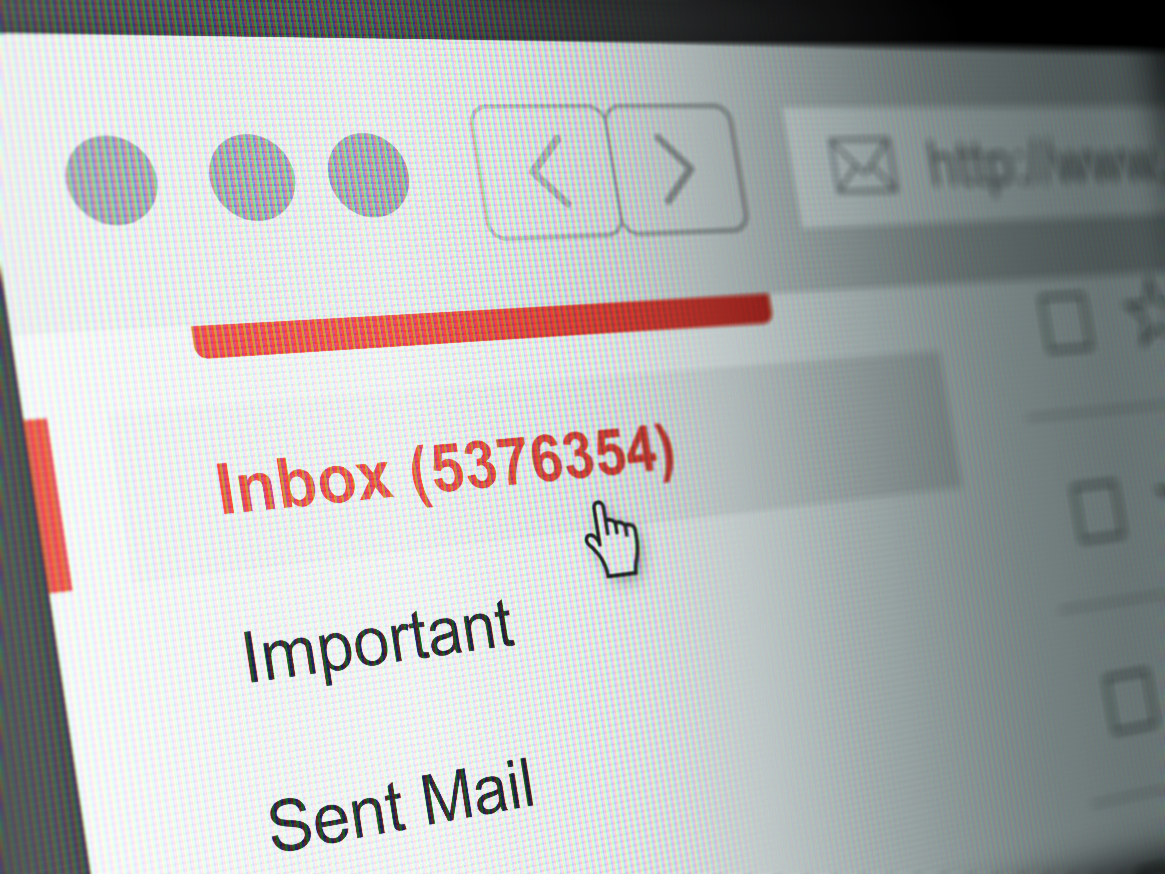 An effective approach towards managing your email inbox