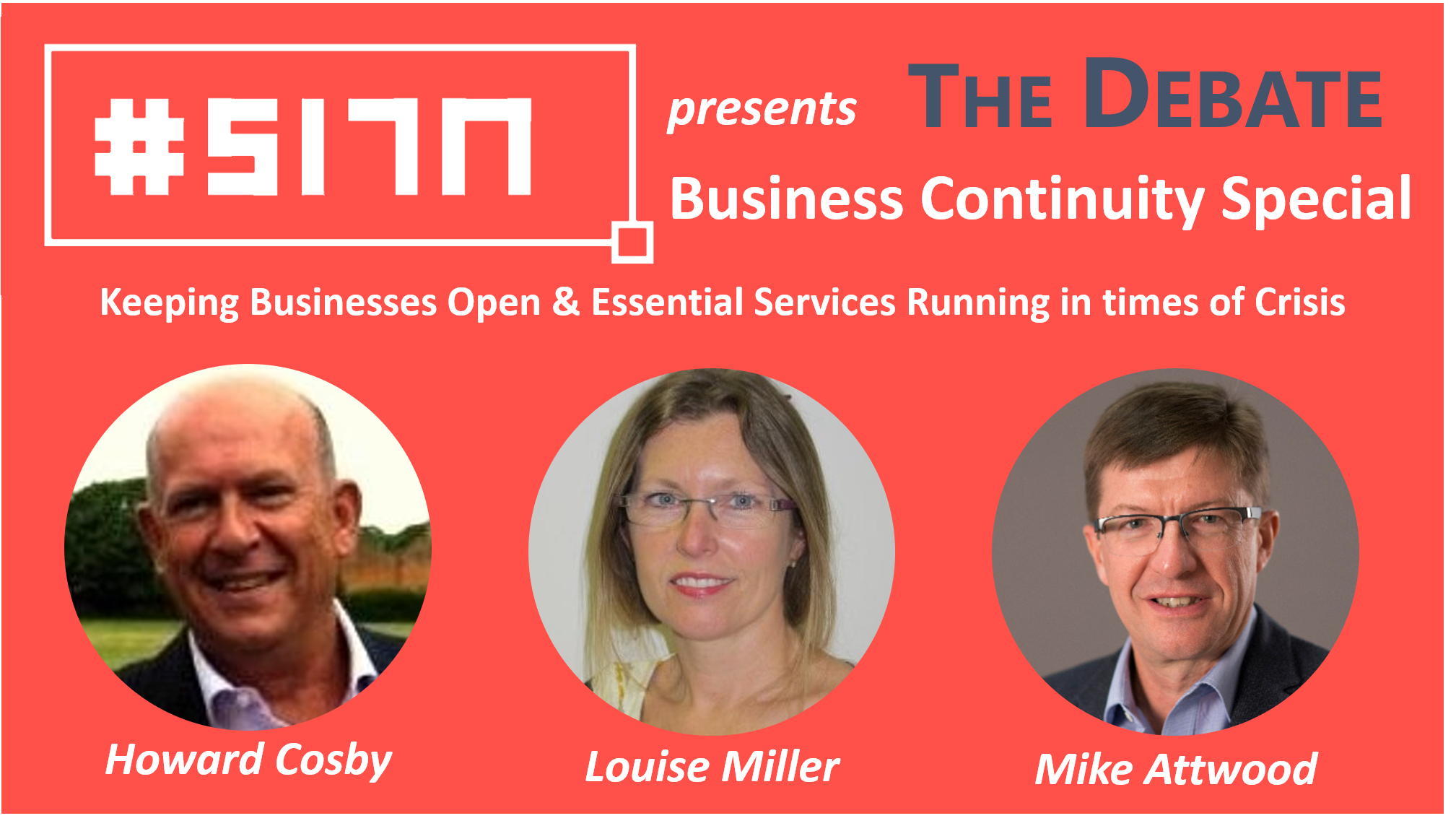 #254: THE DEBATE: Keeping Businesses Open & Services Going During A Crisis